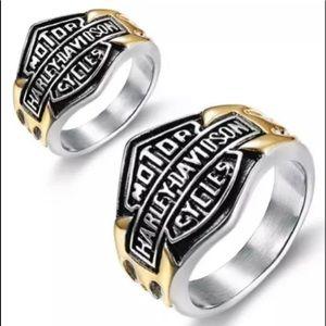Harley Davidson Fashion Ring